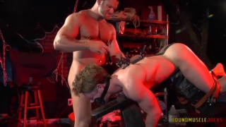 Captured Cock, Part 1 with Tober Brandt & Cullen Cable