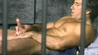 Prisoner getting used to it