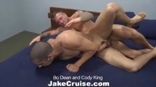 Bo Dean and Cody King Butt-pounding