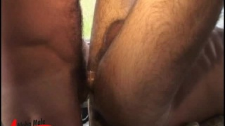 Hot Hairy Ass Gets Filled With Cock