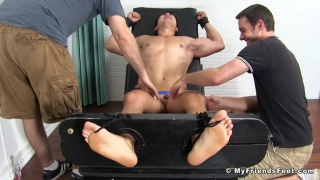 Axel Kane tickled naked