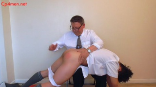 student is offered A Spanking or Detention