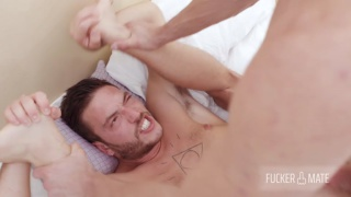 mutual facial with DIEGO SUMMERS fucking RICO FATALE