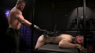 sex relief with Colby Jansen fucking Buster Rhodes