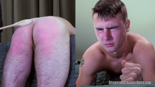 Parker's Pigsty with parker jones at Spanking Straight Boys