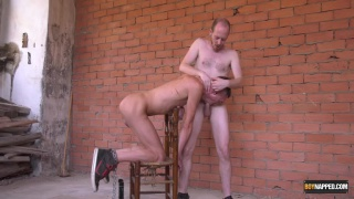 Max London gets his raw hole used by sean taylor