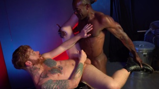 redHead Redemption with Aaron Trainer fucking Bennett Anthony
