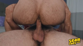 Sean Cody newbie has never been fucked before
