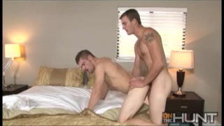 Slow Tight Fuck with young hunks
