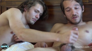 STRAIGHT TO BED WITH ROD evans AND DERRICK dickem