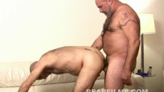 Hairy Daddys Silas Braun and Pepe Oso