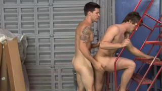 Brodie Sinclair Fucks Andrew Blue