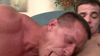 Str8 Bodybuilder First Time Gay Sex