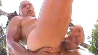 Sun Loving Daddies Suck Cock