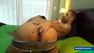 guy wanted to be fucked and filmed at the same time
