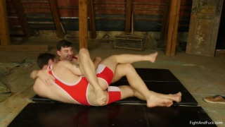 submission wrestling with James Huck and Erik Spector