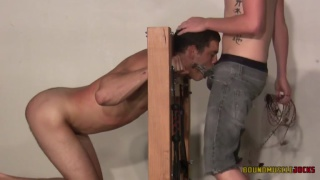 Chained for His Pleasure, Part 4