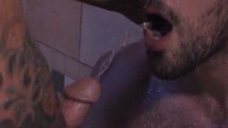 Damien Cross Piss Play