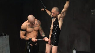 Full Fetish Treatment for Pig Bottom