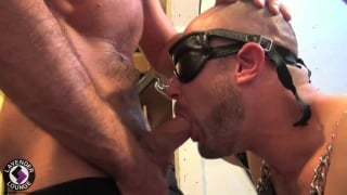 Blindfolded and Beaten