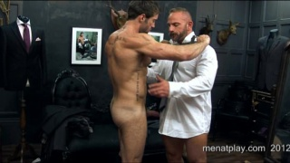 Bespoke Starring Samuel Colt and Jake Genesis