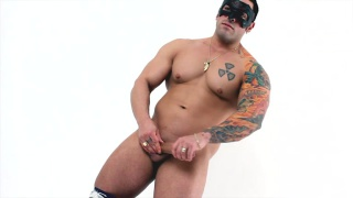 Masked and Muscled
