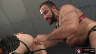 Spencer Reed Busting Hole