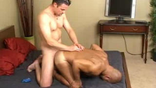 Bottom Takes It Raw From 2 Studs