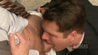 Parker London and Cameron Marshall
