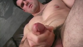 Str8 Sailor Jerks his 8-incher