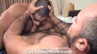 Hairy Men Fuck
