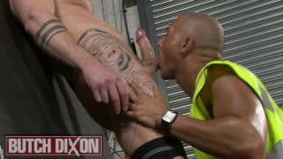 Harley Everett Fucks Louis Marco