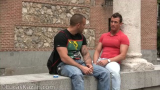 When in Madrid, Part 1 w/ Ettore Tosi & Damien Crosse