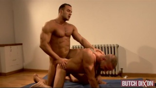 Huge Hungarian Muscle Fuck