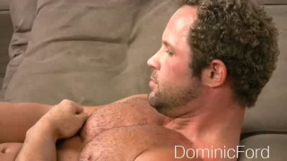 Hairy Muscle Stud Solo