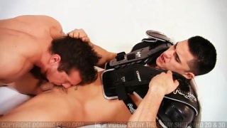 Topher DiMaggio and Parker London