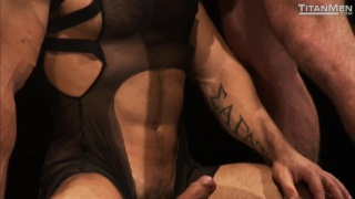 Titan Men Francois Sagat with Casey Williams - Incubus 2: The Final Chapter - Scene 3