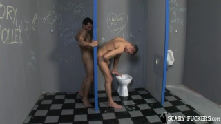 Bathroom Glory Hole