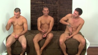 3 Straight Guys Play Truth or Dare