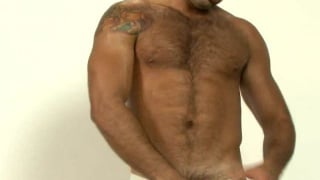 Hairy Spanish Hunk