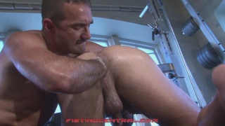 Champ & Big Mike in Ass Play