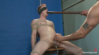 Edging Evan Mercy