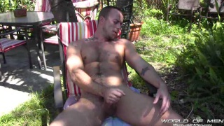 Jessie Colter Masturbates Outdoors