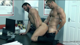 Inside Job 2  Starring Landon Conrad and Jessy Ares