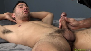 Stefan's Big Cock Serviced
