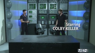 Billy Santoro Fucks Colby Keller