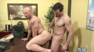 John Magnum & Phenix Saint in Dirty Chiropractor