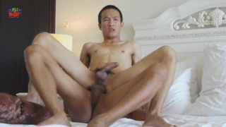 Bareback My Asian Hole