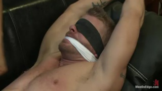 Cock Edging Jeremy Stevens