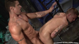 Cock Shot - Trenton Ducati, James Ryder